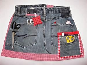 Schürze Nähen Ideen : jeans upcycling sch rze f rs n hen old jeans new apron sch rzen ~ Eleganceandgraceweddings.com Haus und Dekorationen
