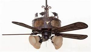 Copper canyon laramie ceiling fan rustic lighting fans