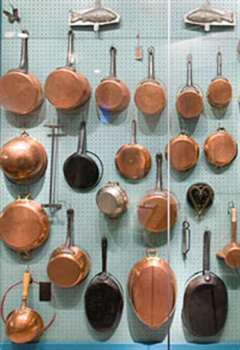 julia childs copper pots  homecoming  copper