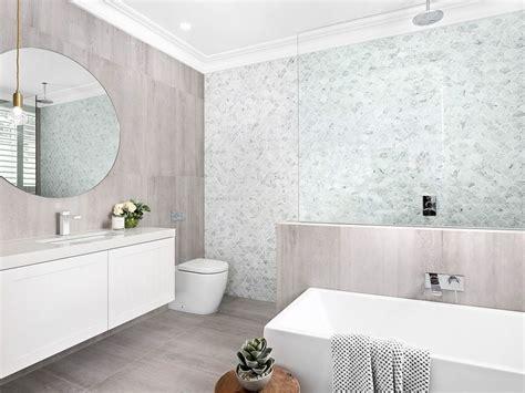 bathroom renovation ideas australia 5 bathroom feature walls how to get the look