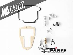 Mikuni Tm33-8012 Carburetor Rebuild Kit
