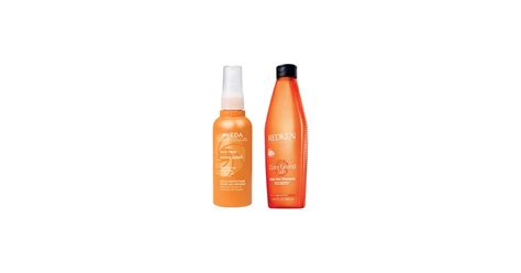 hair products  spf   protect  hair