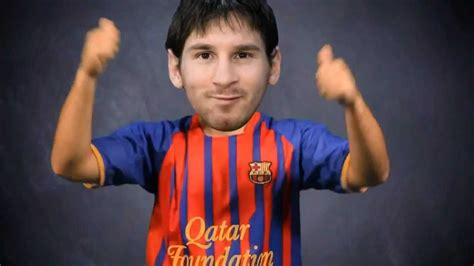 im and i it lmfao messi vs cristiano ronaldo parodia con letra