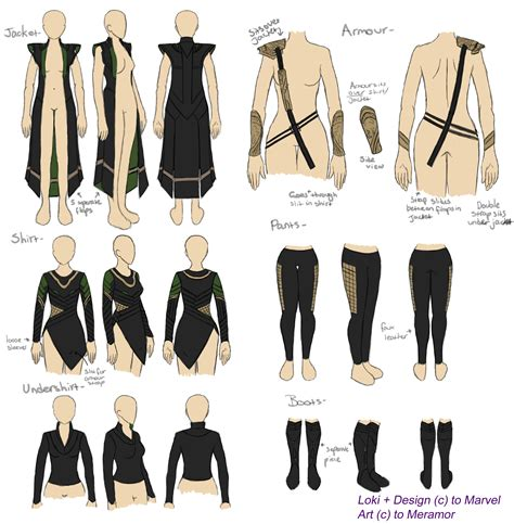 Pin By K On Projects Soon Pinterest ロキ コスプレ And 服装