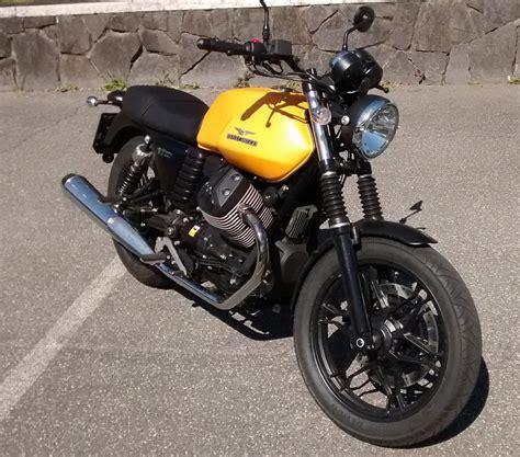 Moto Guzzi V7 Ii Modification by Moto Guzzi V7 Ii 1 Www Vivalamoto