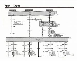 1990 Ford Bronco Radio Wiring Diagram