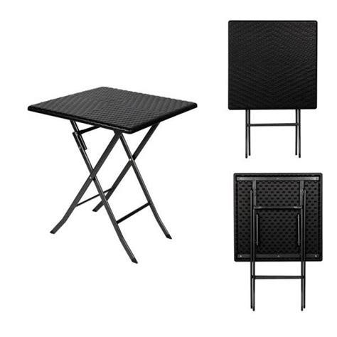 table d appoint pliante carre interieur exterieur fa 231 on