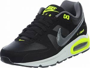Nike Air Max mand LTR shoes black grey neon