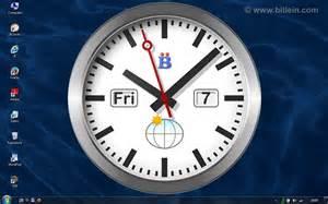 Windows Desktop World Clock