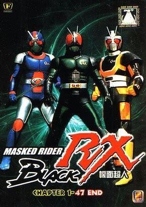 s 233 rie kamen rider black rx dublado em portugu 234 s dvd r