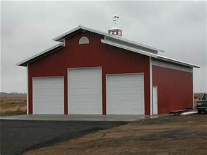 large steel shop building metal pole buildings monitor With barn style metal buildings
