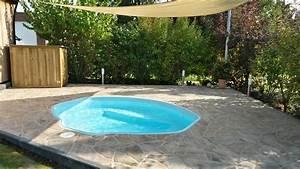 Pool Für Kleinen Garten : pool fur kleinen garten ~ Whattoseeinmadrid.com Haus und Dekorationen