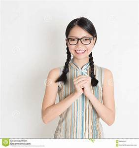 Asian costume dress up