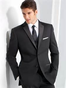 wedding tuxedos for groom black 2 button tuxedo remy slim fit notch lapel bunnytuxedos