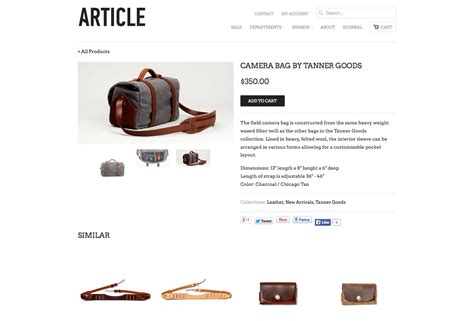 product page the ultimate guide to designing ecommerce websites science and technology