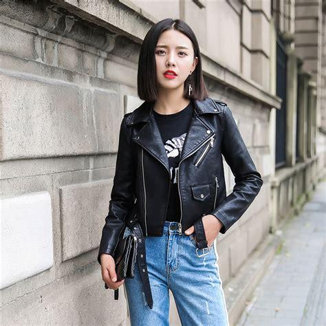 d3a3f04981b82 women s leather jacket - Ecosia