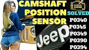 Jeep Wrangler Camshaft Sensor