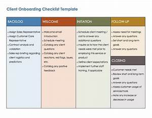 Free Onboarding Checklists And Templates