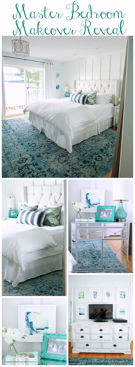master bedroom makeover reveal the happy housie
