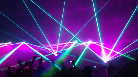 pretty lights light show