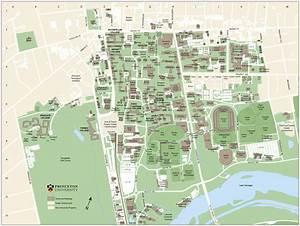 Princeton University Map | My blog