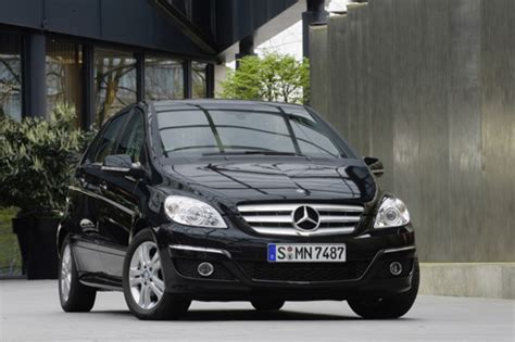 Mercedes B Class Modification by Mercedes B Class Best Photos And Information Of