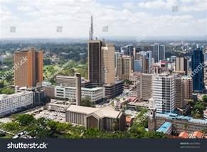 Capital City Nairobi Kenya