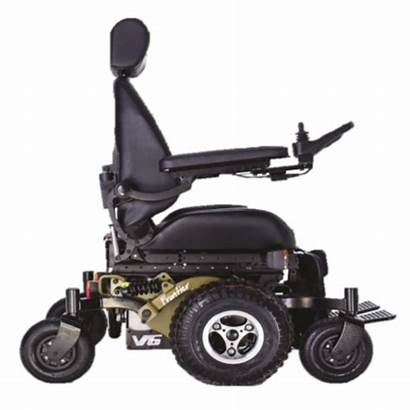 Power Wheelchair Terrain Frontier V6 Wheelchairs Southwestmedical