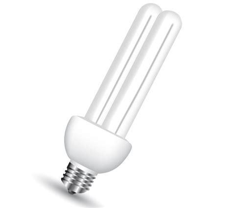 energy saving light bulb vector free vector files