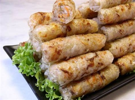 cuisine chinoise nems nems au four 250 g de poulet ou boeuf 1 oignon 1 carotte vermicelles de riz cheveux