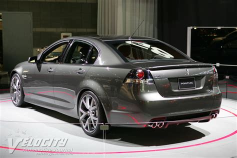2007 Pontiac G8 Gt Show Car Pictures
