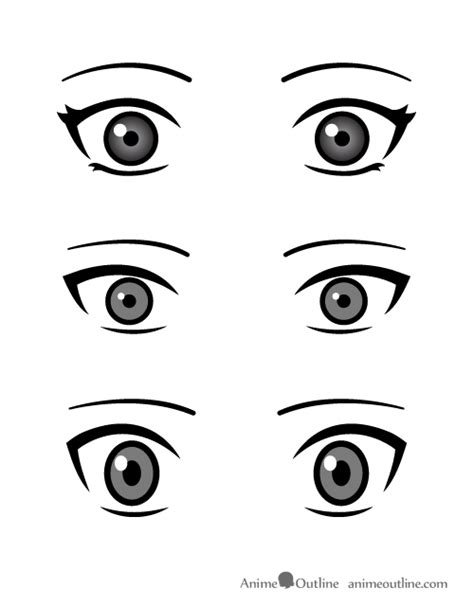 Anime Eye Reflection Drawing Anime And To Show Personality Anime