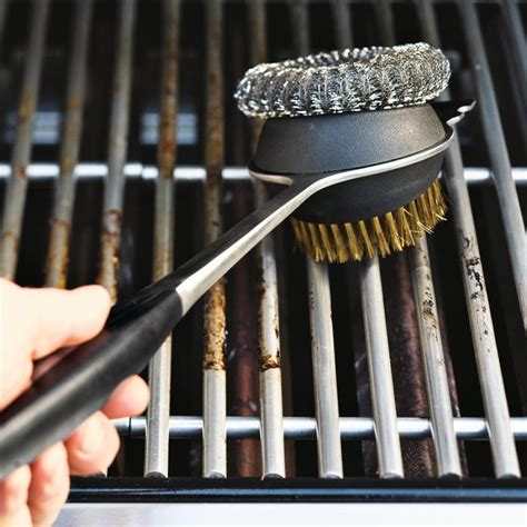bbq grill cleaning brush williams sonoma au