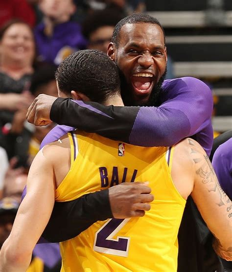 LeBron James: Lakers star will think THIS after Lonzo ...