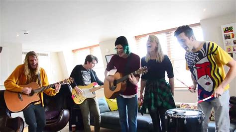 colors grouplove grouplove colours acoustic the white noise session