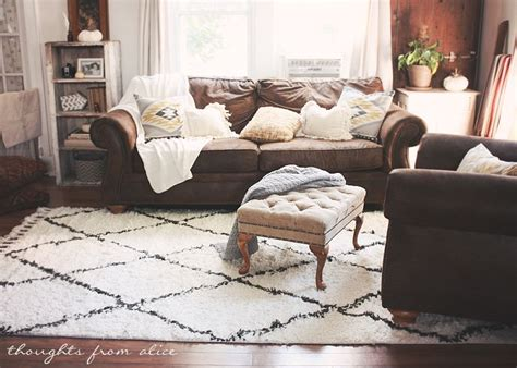 Boho Chic Living Room Makeover