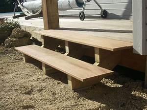 Escalier Extérieur En Bois : escalier ext rieur en bois artisan charpente menuiserie ~ Dailycaller-alerts.com Idées de Décoration