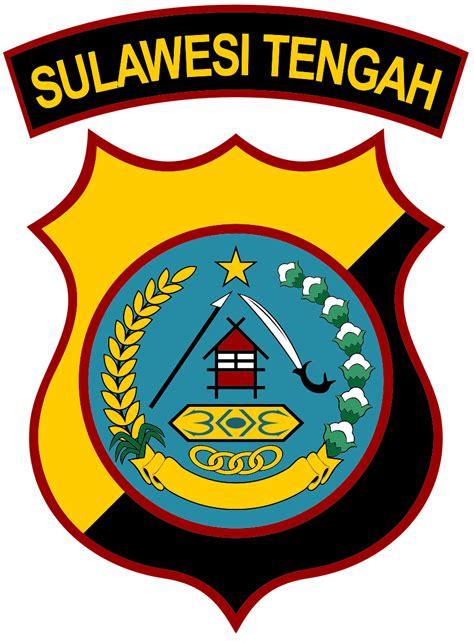 logo polda sulawesi tengah kumpulan logo lambang indonesia
