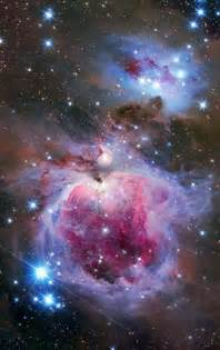 Orion Nebula Galaxy
