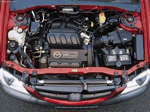 Mazda Tribute Picture   20 Of 27  Engine  My 2003  800x600