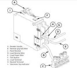 Afci Circuit Breaker Wiring Diagram  Afci  Free Engine Image For User Manual Download