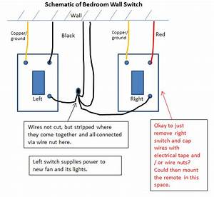 Simple Question Regarding Wall Switch Wiring