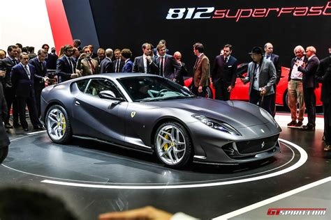 Search new and used ferrari 812 superfasts for sale near you. Geneva 2017: Ferrari 812 Superfast - GTspirit