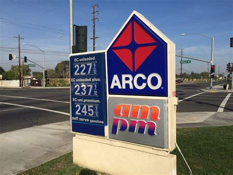 arco gas station  reviews gas stations