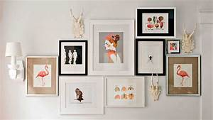 4 Tricks For Hanging A Gallery Wall - Southern Living