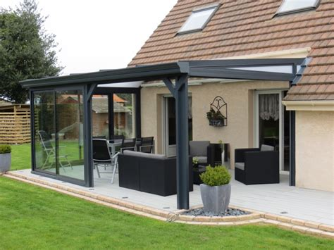 pergola aluminium fit to your garden carehomedecor