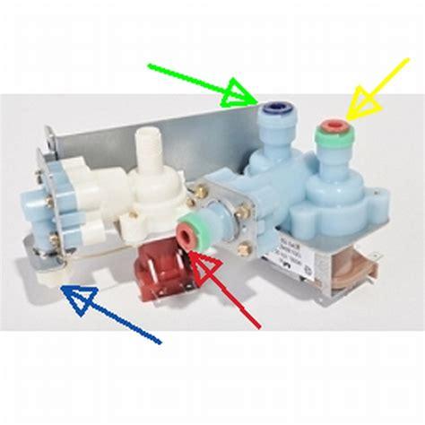 kenmore coldspot side  side refrigerator icemaker