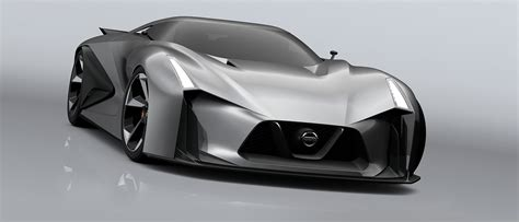 Nissan 2020 Vision Gt by Nissan Concept 2020 Vision Gran Turismo Gran Turismo