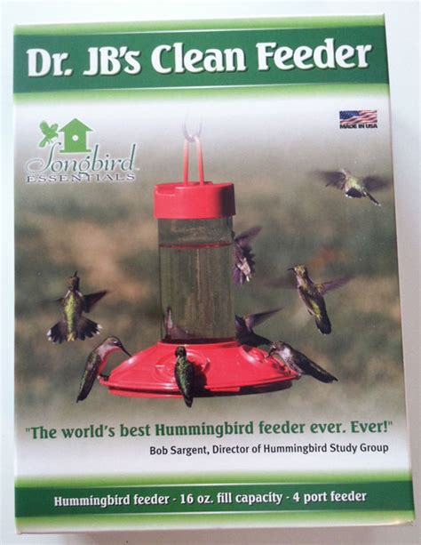 dr jb s hummingbird feeder best hummingbird feeder review of four types of feeders