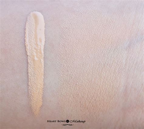 maybelline fit  concealer sand review swatches price